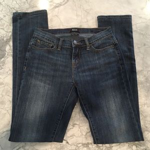 BDG jeans mid rise slim straight Urban Outfitters